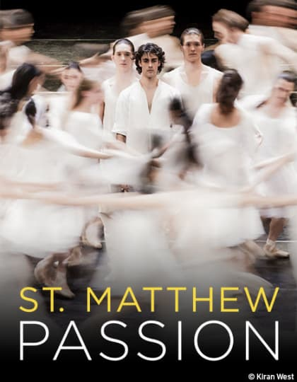 Artwork for St. Matthew Passion
