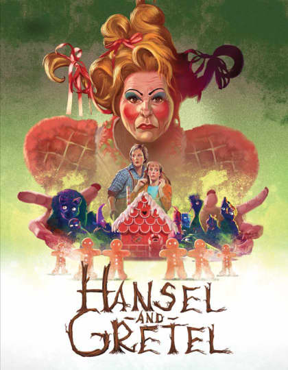 Artwork for Hansel Gretel
