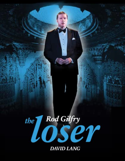 Artwork for the loser