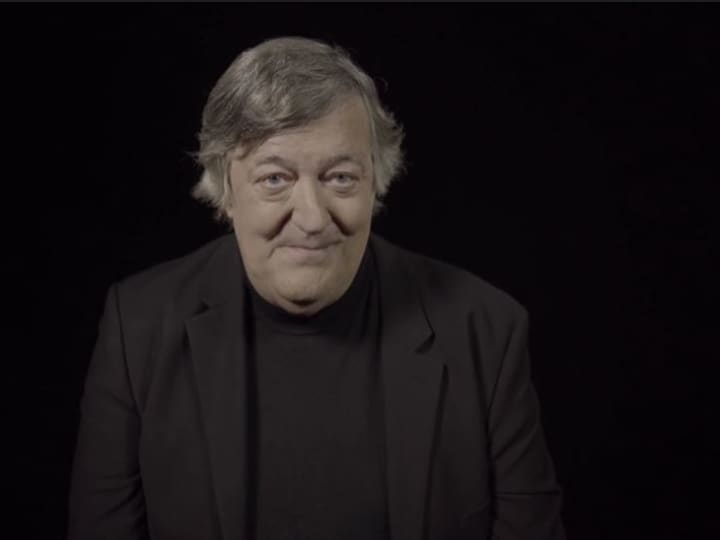 Artwork for In Conversation with Stephen Fry