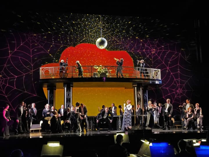 "Artwork for Glitz, Glamour and Gold: Five Reasons ""La Traviata"" Is The Party of the Century"