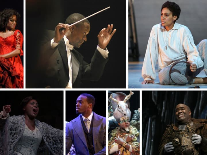 Artwork for Seven MORE Black Musicians Dominating The Classical Music Game