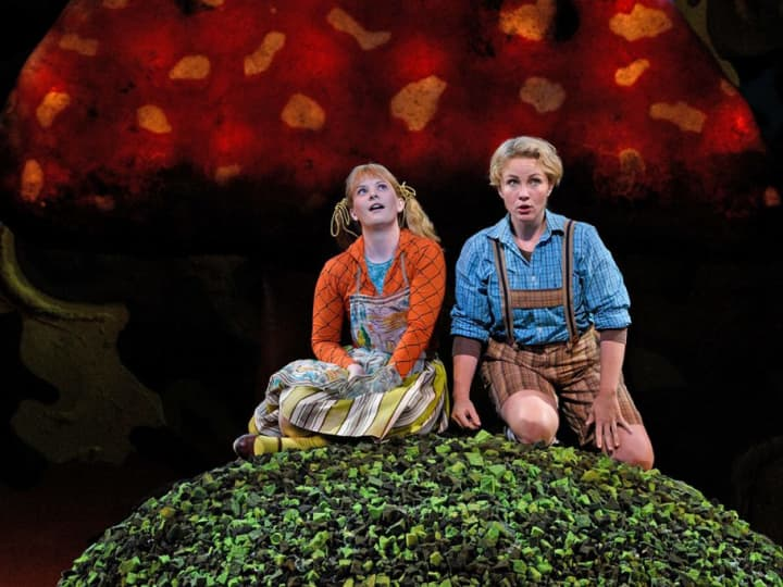 Artwork for Five Highlights from LA Opera's Hansel and Gretel!