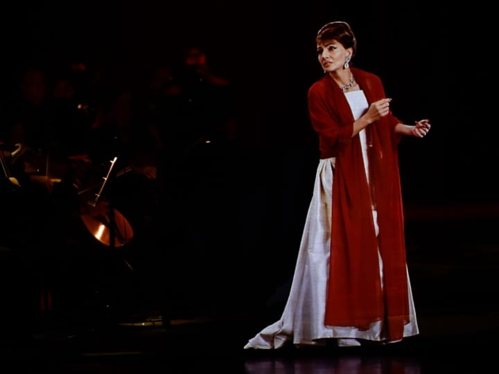 Artwork for Callas in Concert: A beloved diva returns to the stage