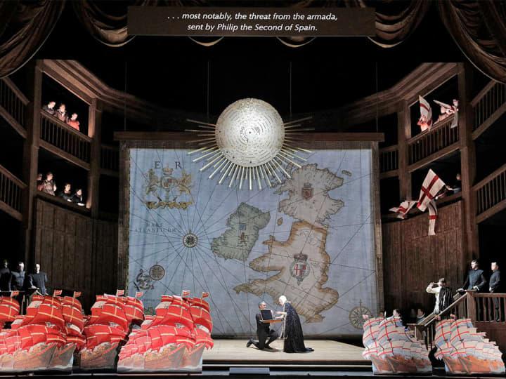 Artwork for Opera for Educators - Roberto Devereux Educator Guide