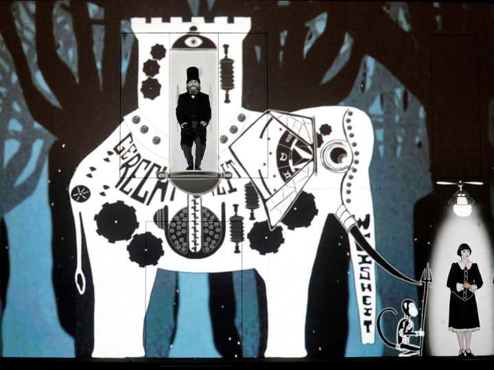 Artwork for UNAM-LA presenta a Gerardo Kleinburg: Mozart y La Flauta Mágica (Episodio N° 5)