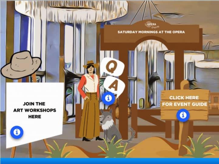Artwork for Creating a (Virtual) Educational Wonderland
