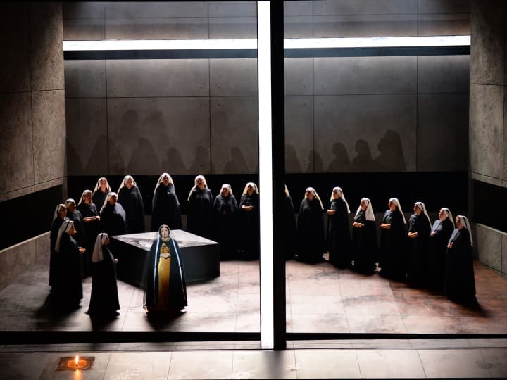 Artwork for Behind the Curtain: Il Trovatore Scene-By-Scene