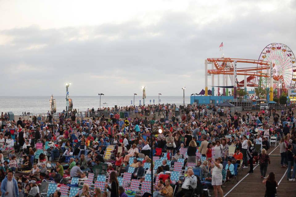 Opera at the Beach