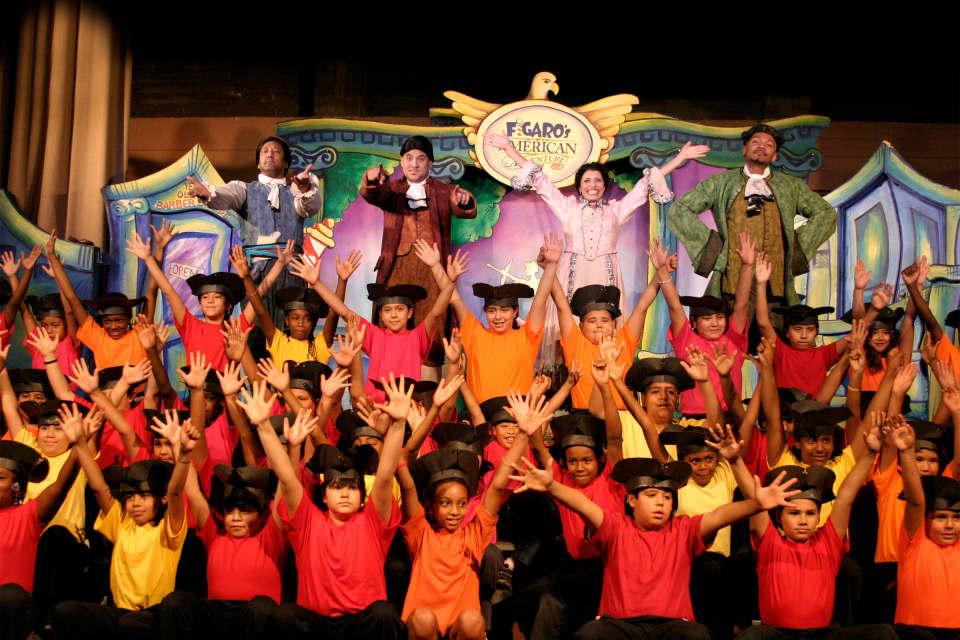 Elementary In-School Opera
