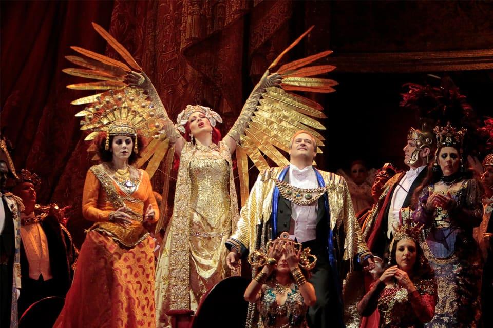 Opera Experience 101