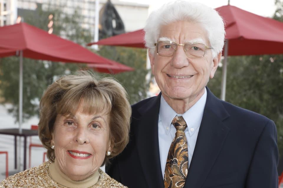 Freddi and Kenneth Hill