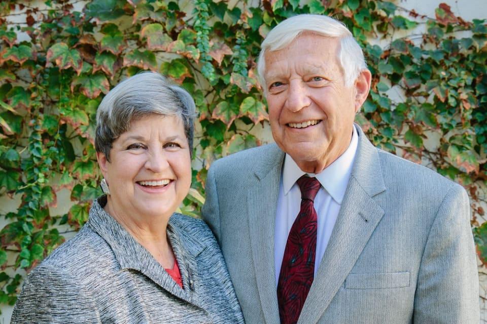 Rebecca & Stuart Bowne
