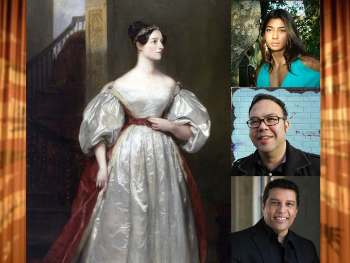 Artwork for A Conversation with the Creators of Edge of a Dream: An Opera About Ada Lovelace