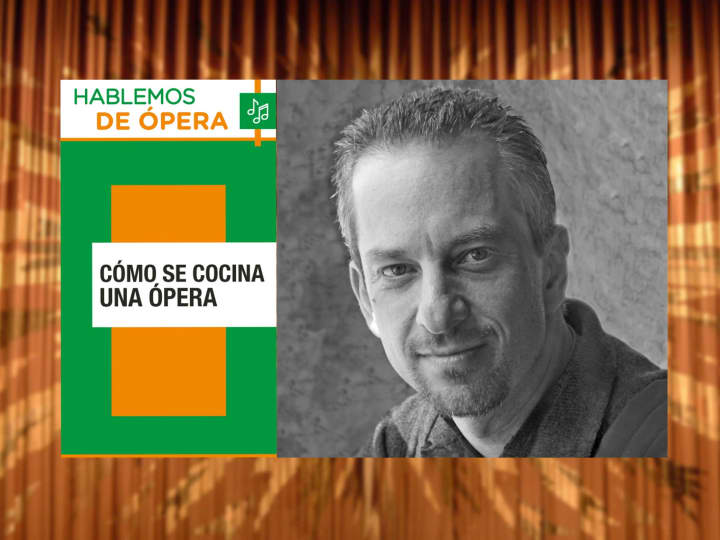 """Artwork for Descarga Cultura UNAM y Gerardo Kleinburg presenta """"Cómo se cocina una ópera"""" (segunda parte)"""