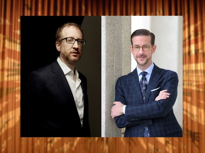 Artwork for Director James Gray in Conversation with LA Opera's Christopher Koelsch