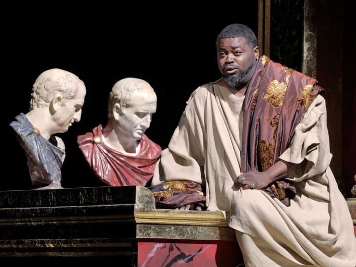 Artwork for Opera as Public Relations Influencer: The Clemency of Titus and Political Agency