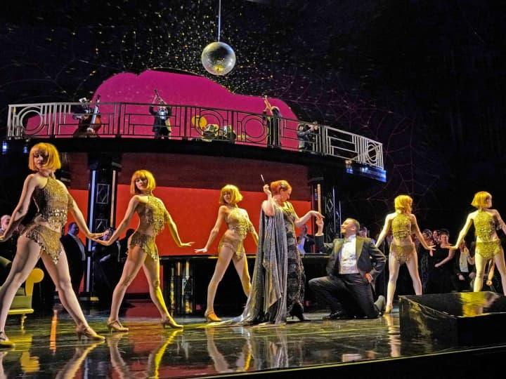 """Artwork for """"La Traviata"""" Scene-By-Scene with Peabody Southwell"""