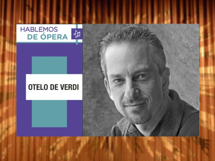 """Artwork for Descarga Cultura UNAM y Gerardo Kleinburg presenta """"Otelo de Verdi"""""""