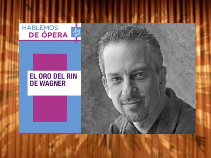 """Artwork for Descarga Cultura UNAM y Gerardo Kleinburg presenta """"El oro del Rin, de Wagner"""""""