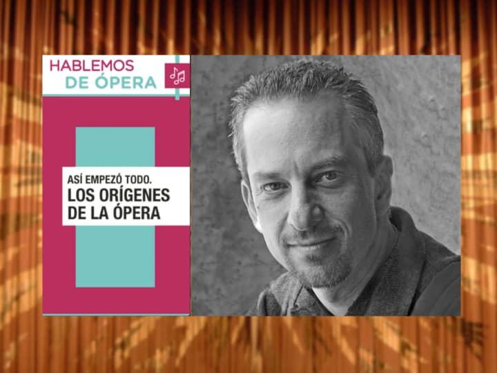 """Artwork for Descarga Cultura UNAM y Gerardo Kleinburg presenta """"Así empezó todo: los orígenes de la ópera"""""""