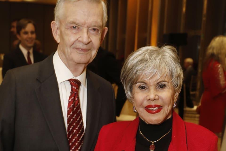 Alicia & Ed Clark