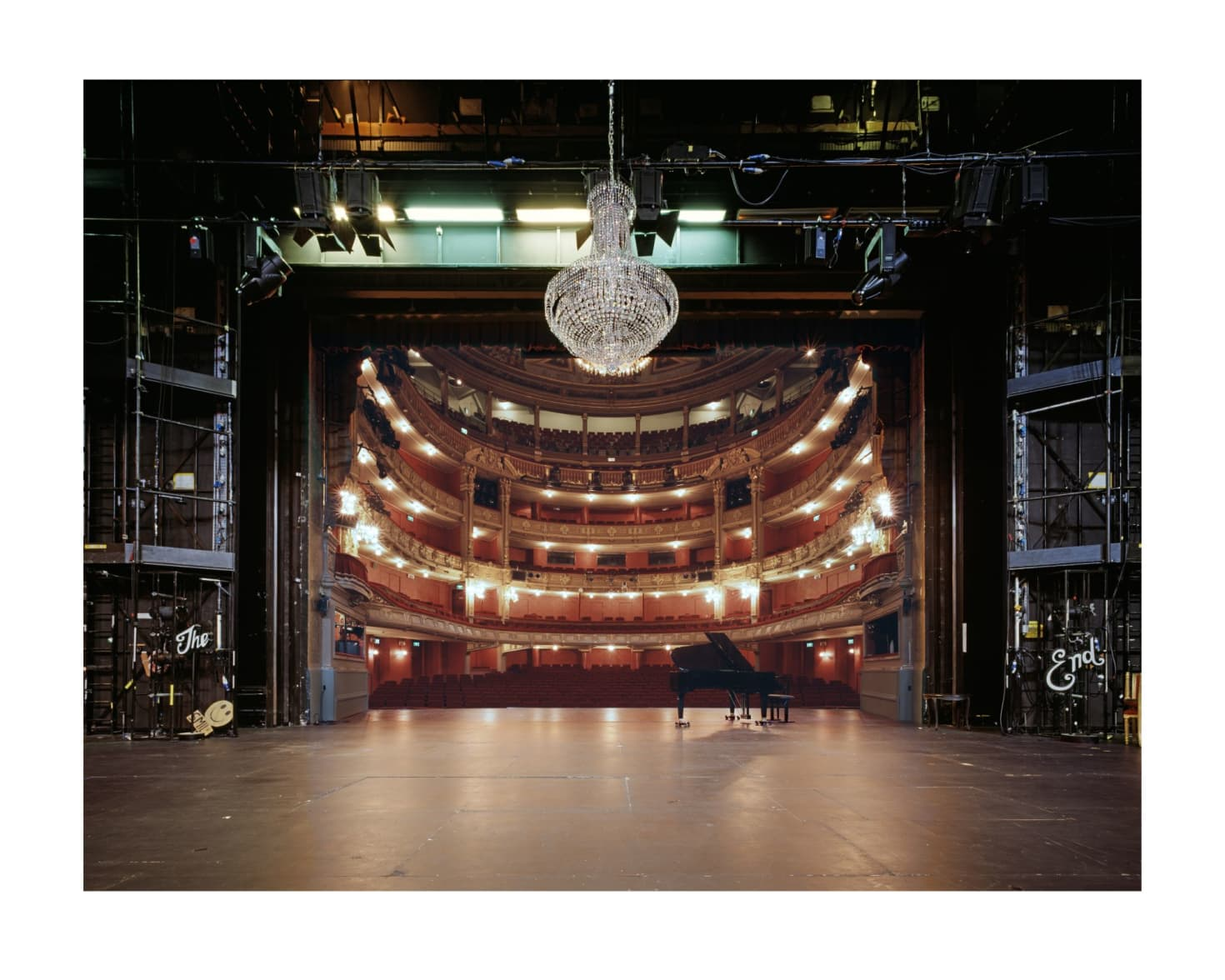 Klaus Frahm Opera Gent Belgium 2016 Courtesy Galerie XII Los Angeles