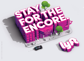 Stay for the Encore LYFT LAOPERA 2