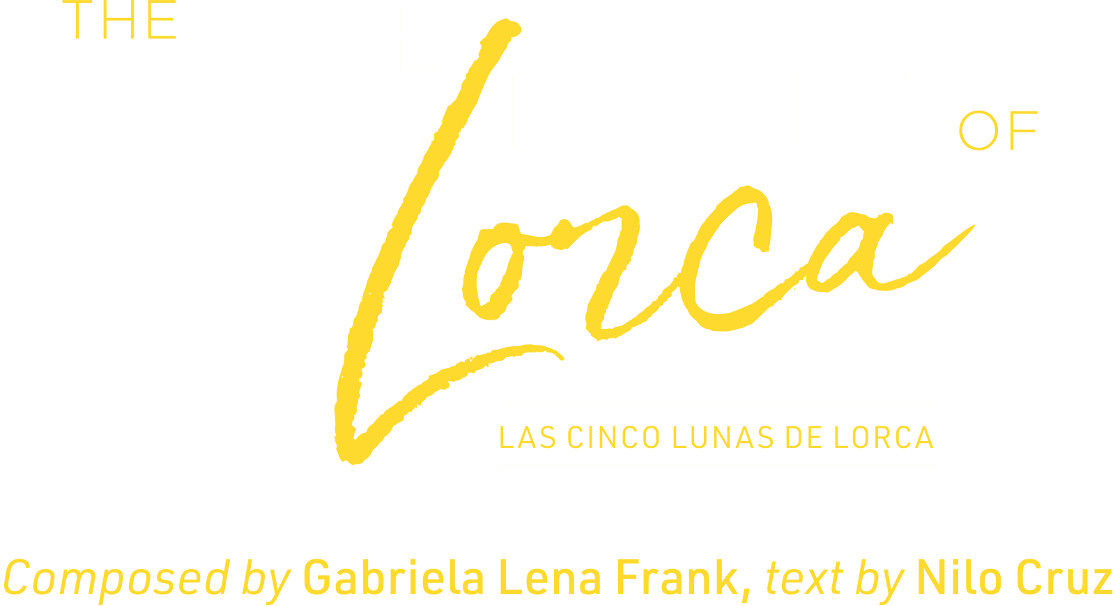 The Five Moons of Lorca