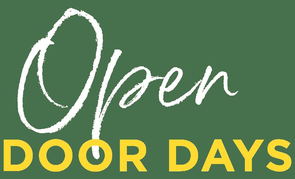 Open Door Days