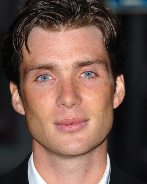 Cillian Murphy Headshot