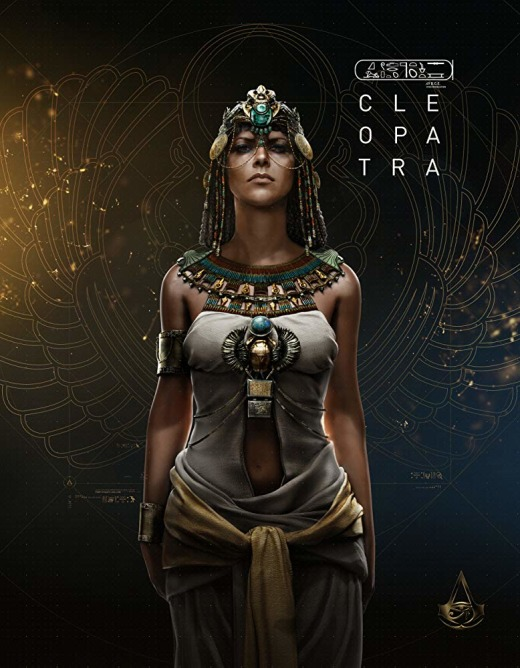 Zora Bishop as Cleopatra