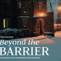 beyond the barrier Christmas