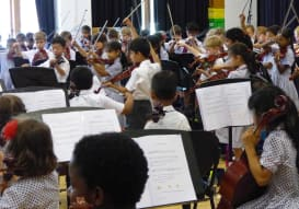 Year 2 parent strings