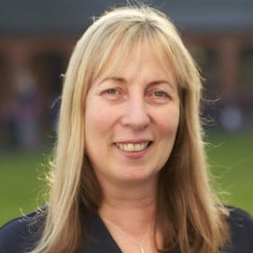 Deputy Head Pastoral Mrs Penny Barton
