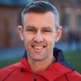 Martyn Gidley - Head of Sport