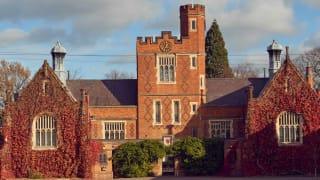 Grammar School Tower