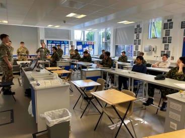 First STEM Lesson for RAF STEM Flights featured image