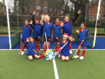 Year 6 House Hockey featured image