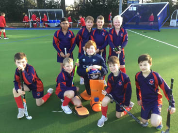Year 6 Boys' Hockey vs The Elms featured image