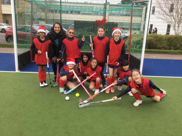 Year 4 House Hockey featured image