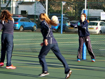 ISA Midlands Netball Tournament featured image