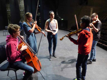 RNCM String Festival featured image