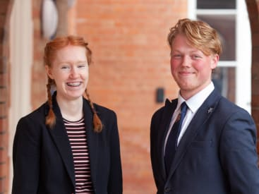 Sixth Formers win Social Enterprise Challenge featured image