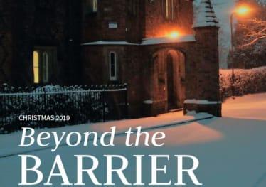 beyond the barrier Christmas