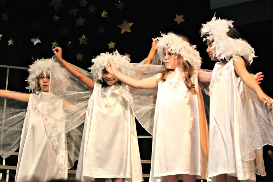 Year 6 Drama production