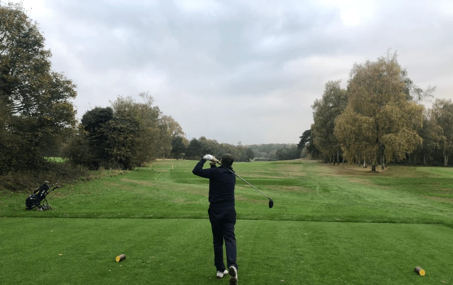 Old Loughburians v Old Nottinghamians Golf Match – 16 October 2018 featured image