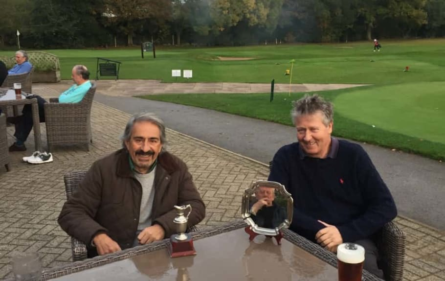 Loughburians Golf Society Match v Nottinghamians featured image
