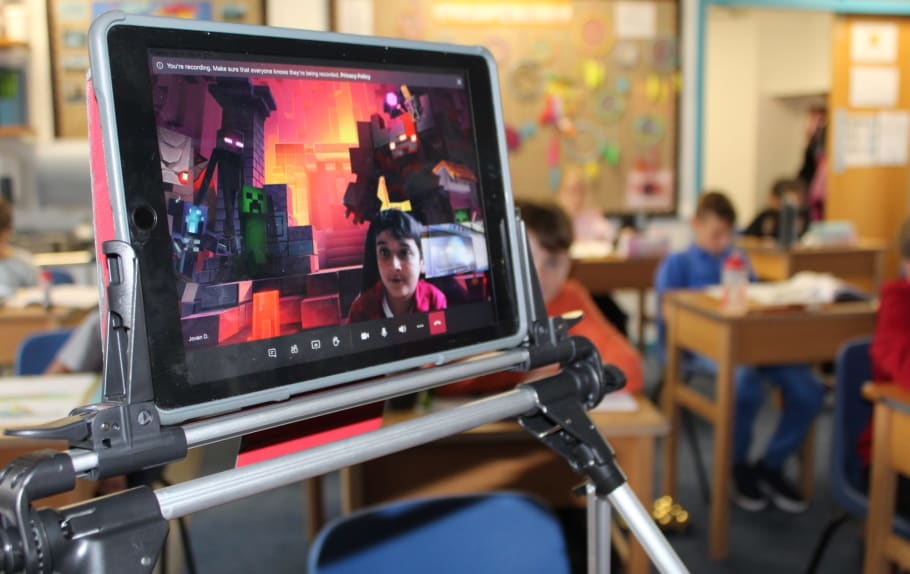 Blended Learning in Year 5 featured image