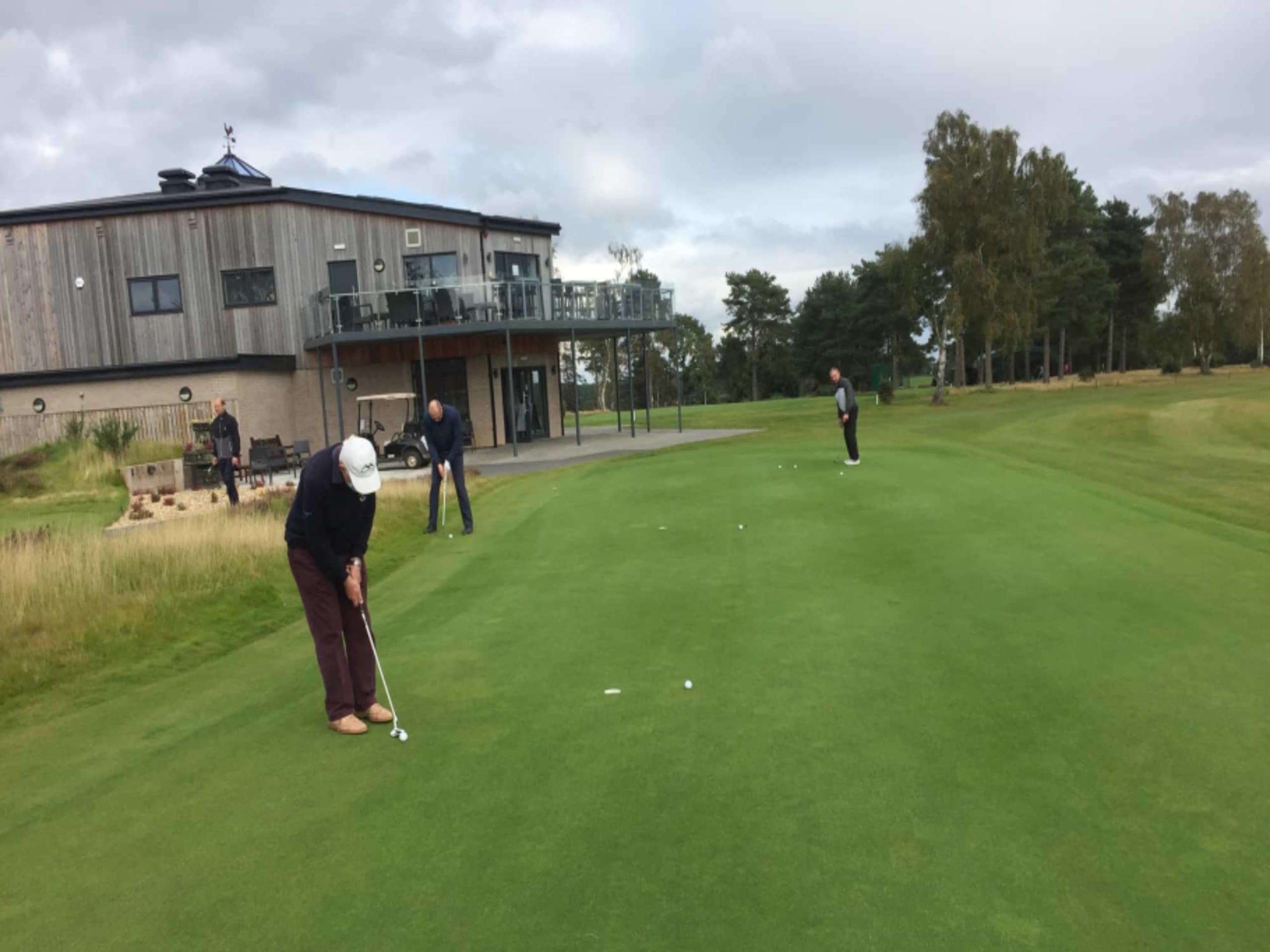 Loughburians Golf Society – Autumn Trophy Meeting thumbnail image
